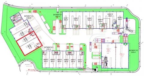Location Bureaux et activités légères SECLIN - Photo 4
