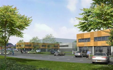 IMMEUBLE DE BUREAU NEUF - PROJET DE CONSTRUCTION ADAPTABLE A VOTRE CAHIER DES CHARGES