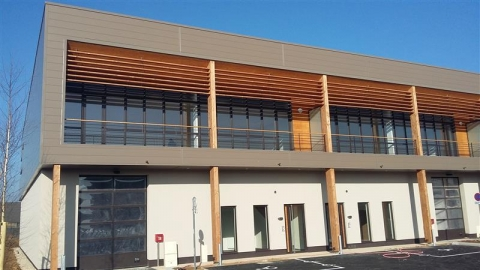 TECHNOPARC DE LAMIRAULT - Locaux d'activités à louer au sein de la ZAC de Lamirault