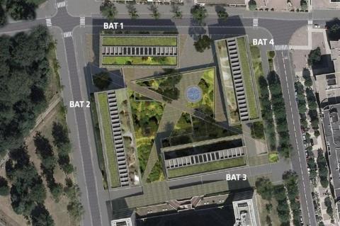 Location Bureaux CHAMPS SUR MARNE - Photo 3