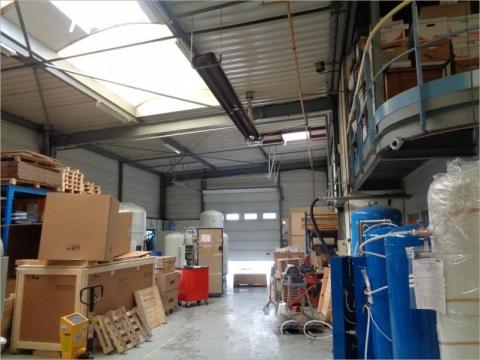 Location Activités Entrepôts SEVRAN - Photo 4