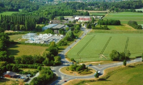 Vente Investisseur Terrain BELLOY EN FRANCE - Photo 1