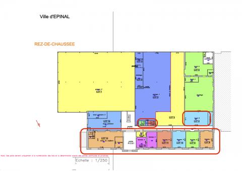 Location Bureaux EPINAL - Photo 3