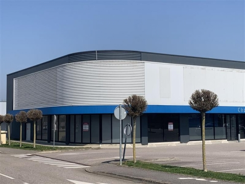 Location Commerces ESSEY LES NANCY - Photo 1
