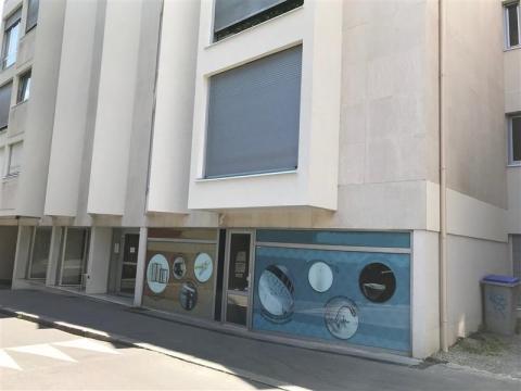 Vente Investisseur Bureaux NANTES - Photo 1