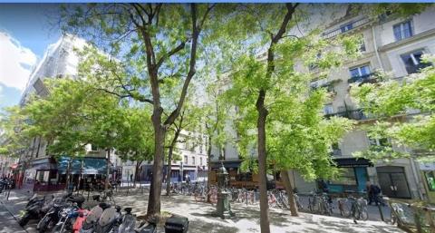 RUE DES TROIS BORNES - Paris 11<br />Location de bureaux - 47 m²