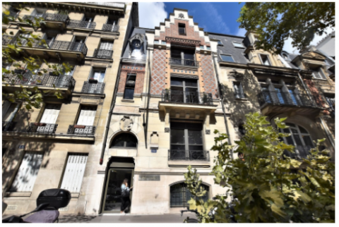 Avenue de Villiers - Paris 17<br />Location de bureaux - 75 m²
