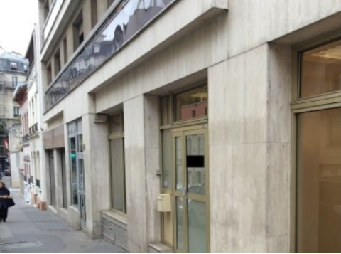 Rue Emile Landrin - Paris 20<br />Location de bureaux - 100 m²
