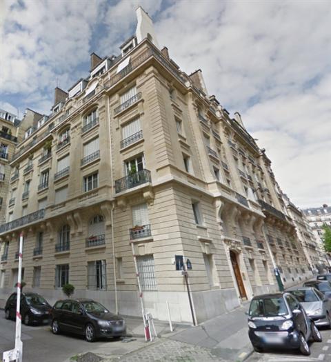 Rue Antoine Arnauld