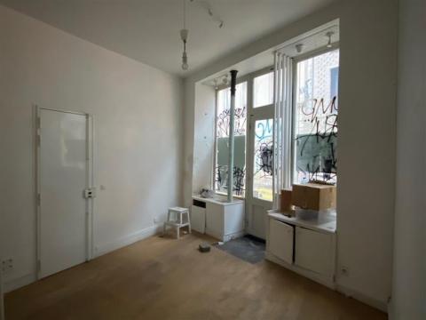 Rue des Trois Frères - Paris 18<br />Location de commerces - 35 m²