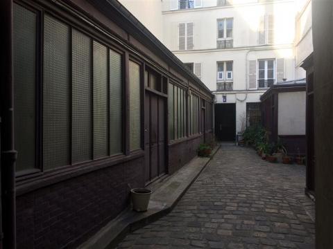 rue Marcadet - Paris 18<br />Location de bureaux - 65 m²