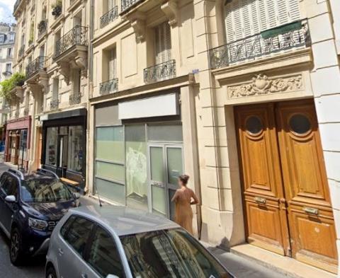 rue Jean Macé - Paris 11<br />Location de bureaux - 52 m²