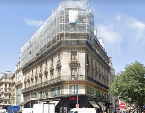 Rue Montmartre - Paris 02<br />Location de bureaux - 25 m²