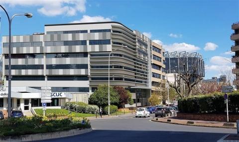 Co-exclusivité : Immeuble indépendant réhabilité & ERPable - Bureaux à louer - Métro Créteil Préfecture