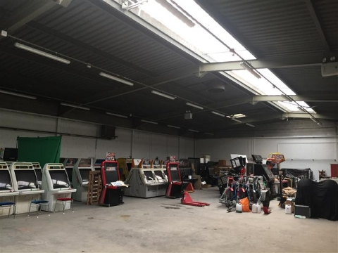 Local d'activité à louer - Zone des Chanoux - Neuilly-sur-Marne
