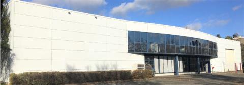 """Bâtiment indépendant - Locaux d'activités et bureaux d'accompagnement à louer - Créteil """"Pointe du lac"""""""