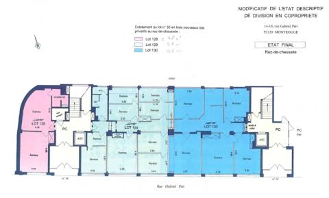 Location Bureaux MONTROUGE - Photo 3