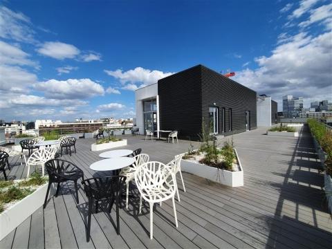 AERIA - Bureaux premium à louer  dans un immeuble haut de gamme