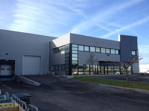 TOULOUSE NORD EUROCENTRE - Entrepôts avec bureaux 5435 m² divisibles