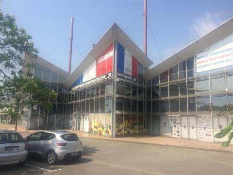 Local d'activités ou commercial à la location Toulouse Nord 787m²