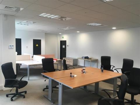 location de 464 m² de Bureaux neuf