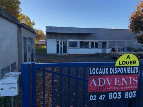 Location Activités Entrepôts TOURS - Photo 5