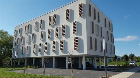 Bureaux neufs, de 97 m² à 776 m², disponibles à la location à Tours Nord