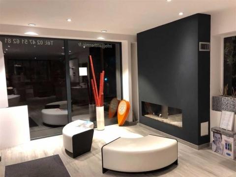 Bureaux d'environ 100 m² à louer à SAINT AVERTIN, disponibles immédiatement