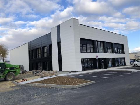 CELLULES D'ACTIVITÉS A CONSTRUIRE D'ENVIRON 480 m², à louer à TOURS NORD