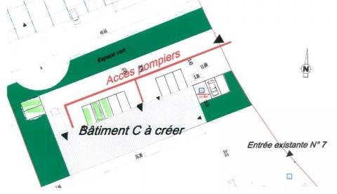 Location Bureaux et activités légères CHAMBRAY LES TOURS - Photo 4