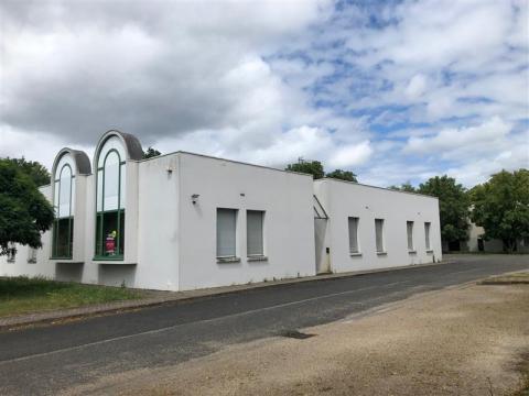 Bureaux d'environ 300 m² divisibles, à louer à proximité de Tours