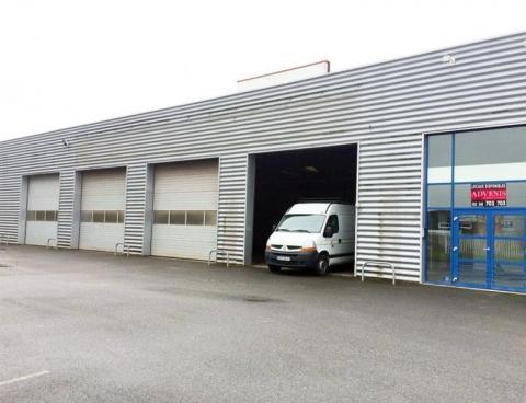 BATIMENT D'ACTIVITE / BUREAUX D'ENVIRON 533 m² - A LOUER (PROCHE DE BLOIS)