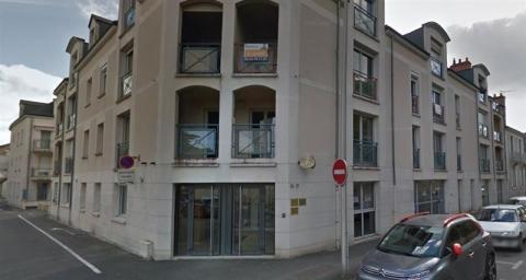 PLATEAUX DE BUREAUX-106 m²-A LOUER-BLOIS