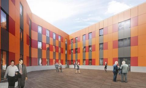 Bureau neuf - 99 m² - à louer - à vendre - proche gare Blois -