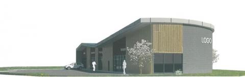 CELLULE COMMERCIALE - 131 m² environ - A LOUER - BLOIS
