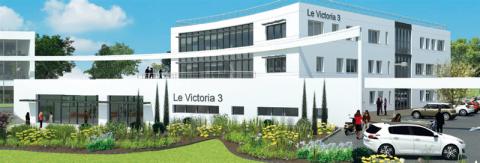 BUREAU - 173 m² - A LOUER - A VENDRE - BLOIS