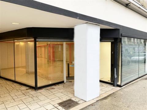 CESSION DE DROIT AU BAIL - 188 m² environ - Commerce - BLOIS hyper centre-ville