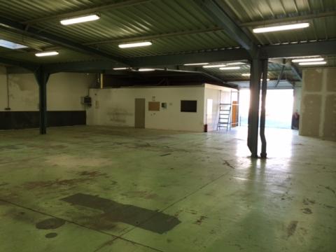 Location Activités Entrepôts PLOUFRAGAN - Photo 5