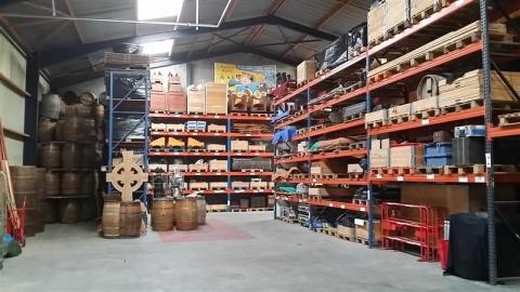 Location Entrepôts SAINT JOUAN DES GUERETS - Photo 1