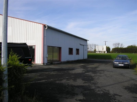 Location Activités Entrepôts PLERIN - Photo 2