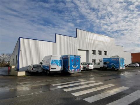 Location Activités Entrepôts RENNES - Photo 1