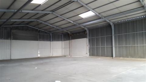 Local d'activités de 580 m²