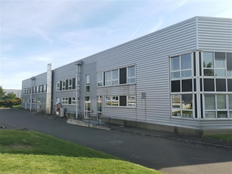 Location Bureaux SAINT JACQUES DE LA LANDE - Photo 2