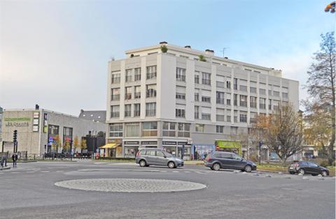 Bureaux de 165 m²