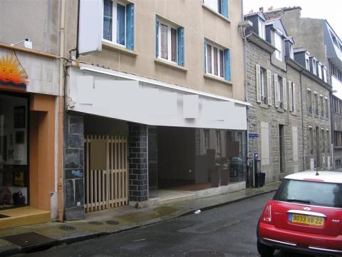 Locaux commerciaux de 100 à 300 m²
