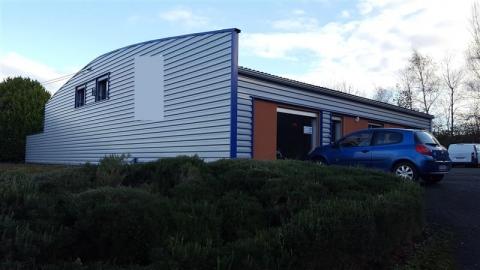 Location Activités Entrepôts YFFINIAC - Photo 1