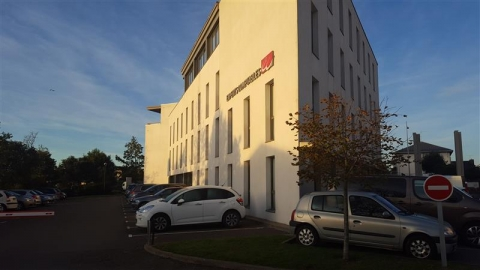 Bureaux de 274 m²