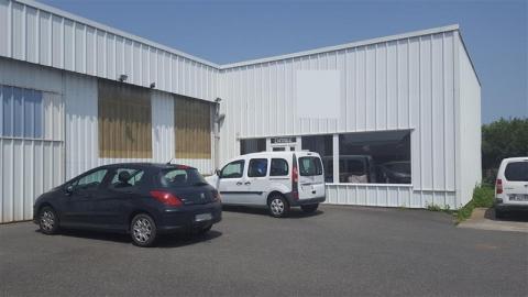Location Activités Entrepôts SAINT BRIEUC - Photo 1