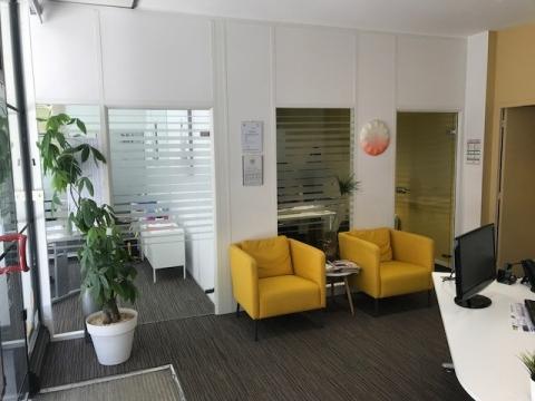 Bureau commercial de 80 m² en centre ville de Saint-Brieuc
