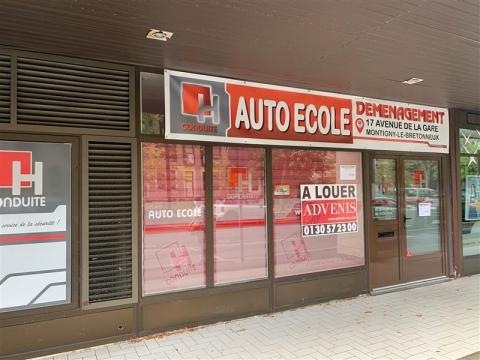 Location Commerces MONTIGNY LE BRETONNEUX - Photo 2